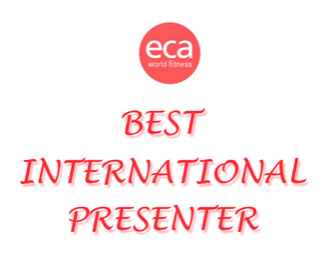 Best International Presenter