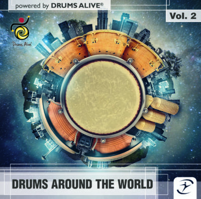 CD Drums Around The World #2